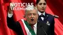 Ceremonia completa Toma de protesta de Andrés Manuel López Obrador nuevo presidente de México