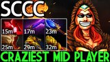 SCCC Lina Craziest Mid Player - Insane Pure Damage 7.13 Dota 2
