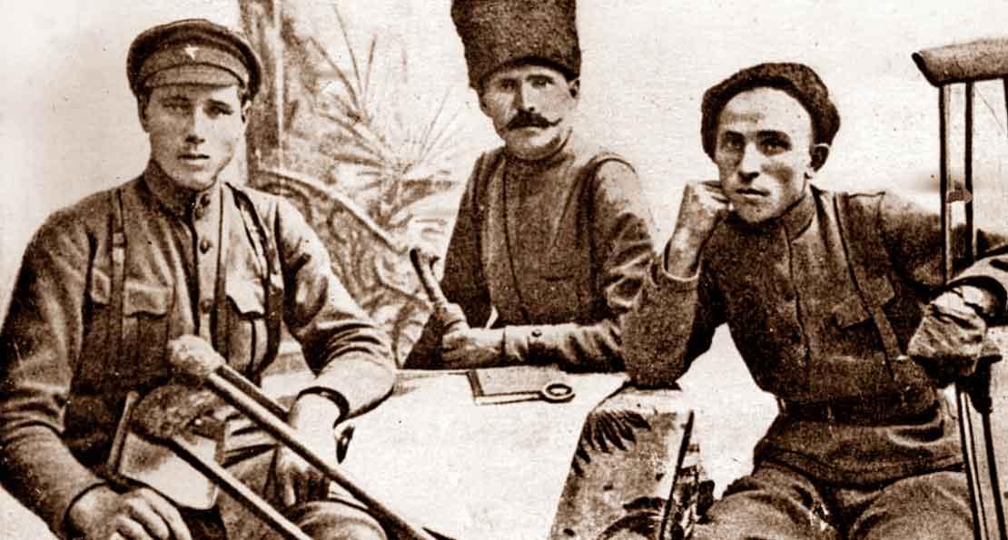 Штаб Чапаева