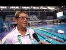 Лидия Капкова и Климент Колесников Довольны что завоевали столько золотых медалей для России