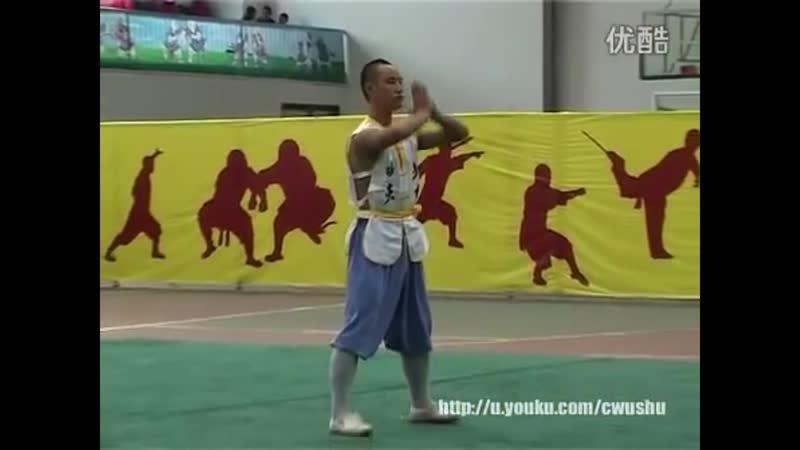Лин Цай. Сяо лохань цюань