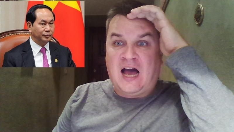 Президент Вьетнама умер от вируса