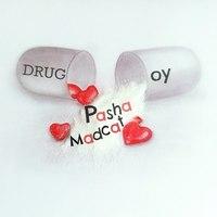 Pasha_Madcat - DRUGoy EP (2013)