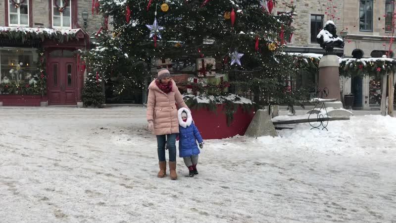 Рождественский Квебек, Канада