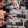 Gibson vs Fender vs PRS 🎸