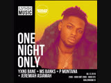 BR x Lynx Music One Night Only Лондон