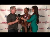 1st place Men's Phsique IFBB Tyler Anderson Jon Lindsay's Muscle Contest 2013 IFBB Titan Grand Prix