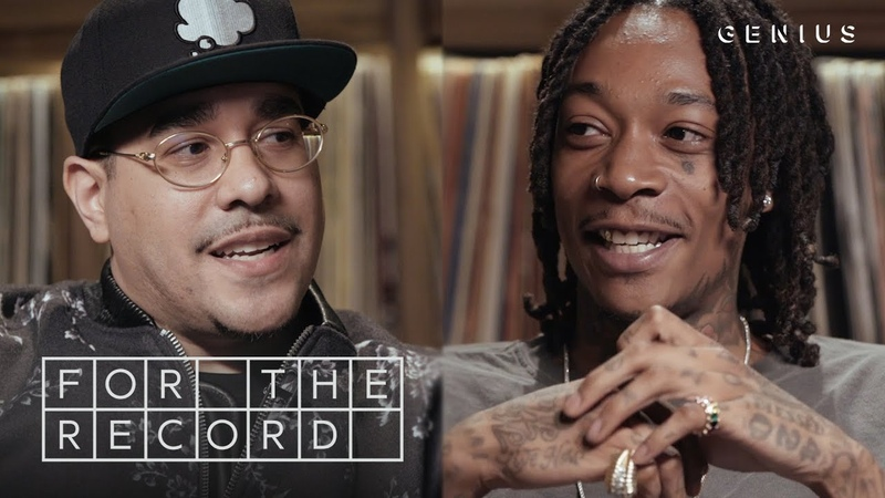 Wiz Khalifa Discusses 'Rolling Papers 2,' MMA Training, Amber Rose | For The Record