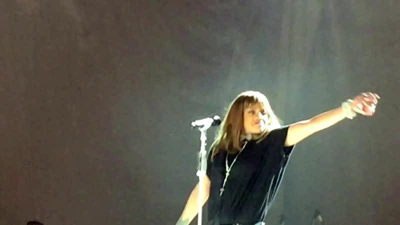 Rihanna - Kiss it Better (Live) Bucharest Anti World Tour 14.08.2016