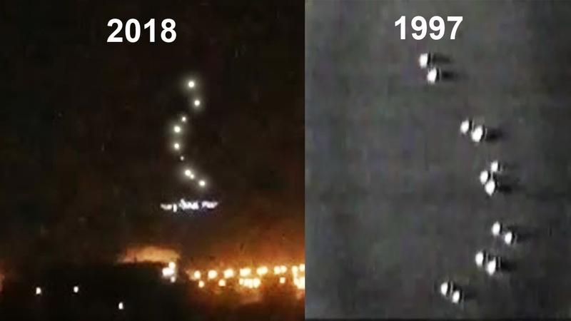 What happens in St. Petersburg, Russia Dozens of UFO sightings