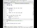 Курс 23. Повторяем пройдённое и формируем правильный синтаксис и переосмысливаем val/var.