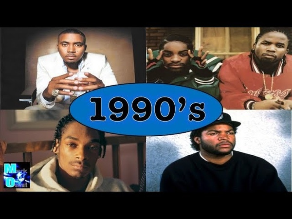 Top 50 Most Iconic Hip Hop Songs of the 90's