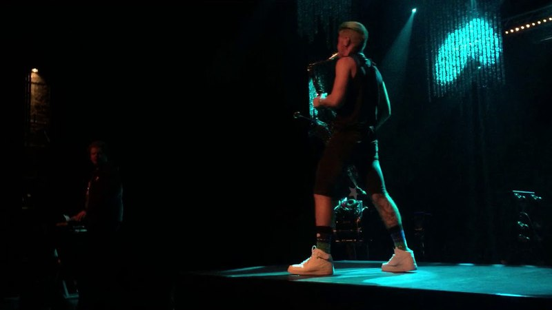 Too Many Zooz - Performance at Arenberg, Antwerp, 26 april 2018