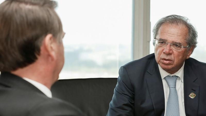 Paulo Guedes revela o NÍVEL SURREAL de integridade do Bolsonaro com os brasileiros