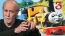 George Carlin Dubbing Thomas the Tank Engine Vol 3 18