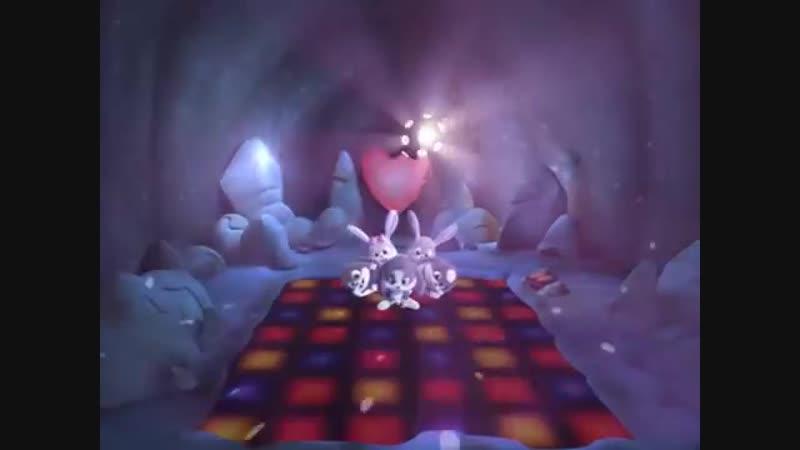 Bunny Party (English) - Schnuffel aka Snuggle Bunny singing the Jamster bunny so