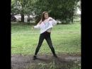 Зомб-Она горит на танцполе/dancehall