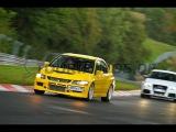 Lancer Evo IX onboard Nurburgring Nordschleife Touristenfahrten 19 09 2014 - 1