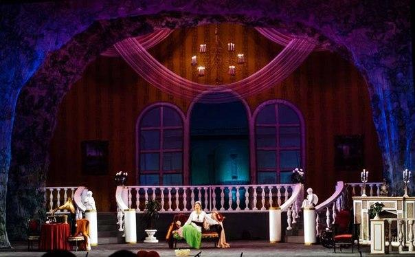 Премьера в Донецкой опере
