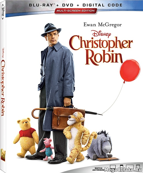 Кристофер Робин / Christopher Robin (2018/BDRip/HDRip)