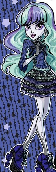 Monster high 13 wishes twyla твайла • updated the