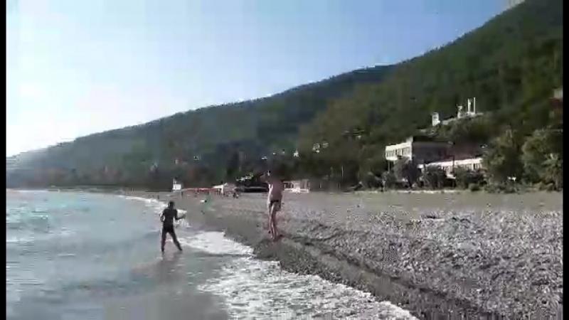 Абхазия, Гагры, август, 2018)