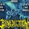 BENEDICTION 20 Spb 21 Msc сентября 2019