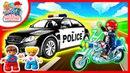 Видео мультик для детей про машинки Лего -Отказали тормоза! Самые новые мультики про машинки 2018 0