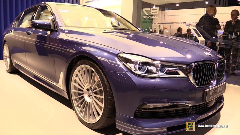 2018 BMW Alpina B7 Bi Turbo AWD - Exterior and Interior Walkaround - 2017 Frankfurt Auto Show
