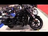 2018 Suzuki Boulevard C90 BT - Walkaround - 2018 Toronto Motorcycle Show