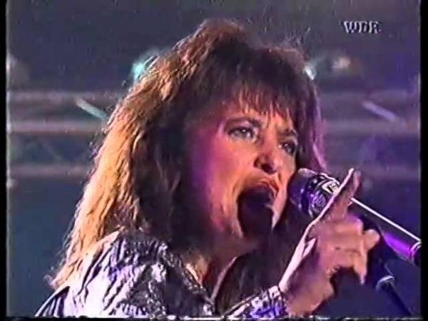 Suzi Quatro*1994 /If I get lucky WDR zusammen mit meiner Band
