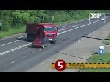 ТОП-5. Подборка самых ужасных аварий за июль. Top Car Crashes compilation