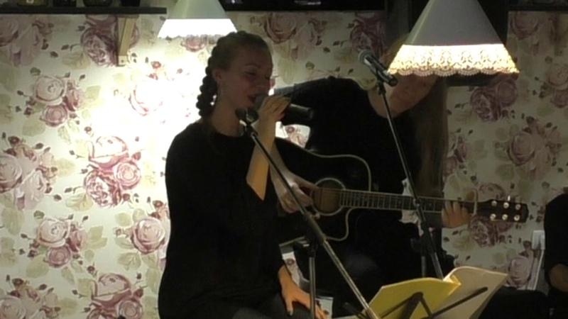Олеся Гудкова - Метелица (Женя Любич acoustic cover)