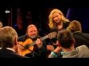 Axel Prahl et David Garrett, jouer pour Veronica Ferres   NDR talk-show