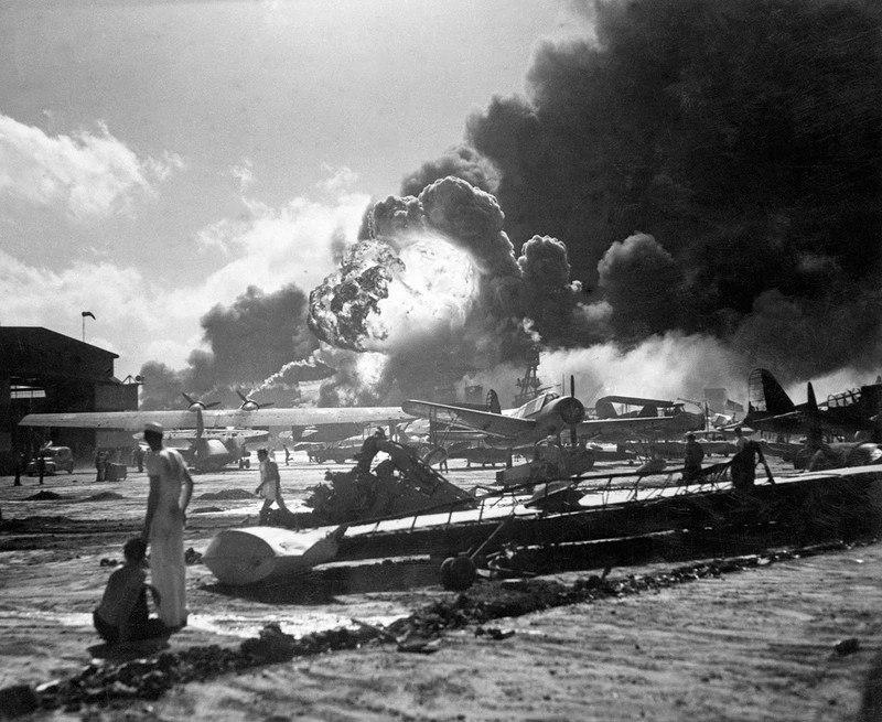 Атака Японии на Перл-Харбор