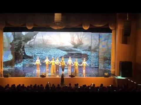 ТЦ Unidance Отчетный концерт 02 06 18 Амина Рахман Американская история ужасов