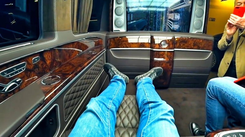 50 МЛН за 3 АВТОБУСА Ваш выбор За 12 17 20 МЛН Три VIP-уровня от ZART в Mercedes-Benz V-Class