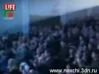 Проститутка басков поет на чеченском языке