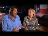 Bruce Robison &amp Kelly Willis Discuss