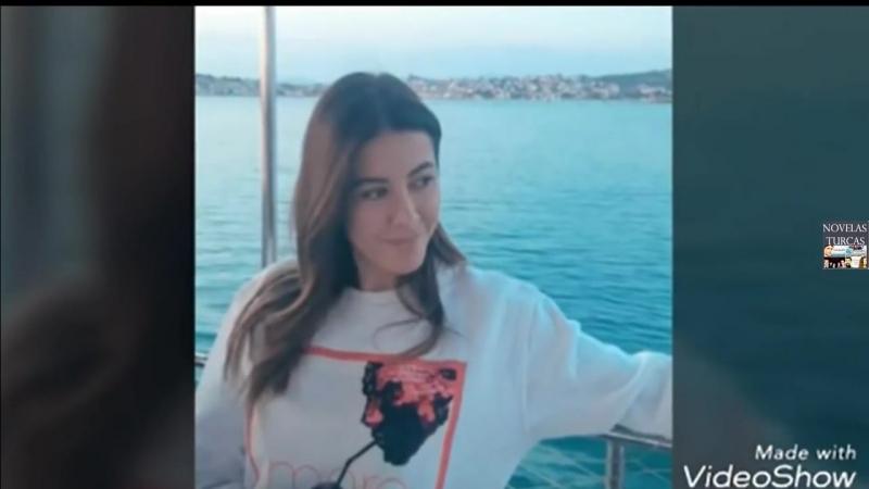 Kıvanç Tatlıtuğ románticos vacaciones con su esposa Başak Dizer .mp4