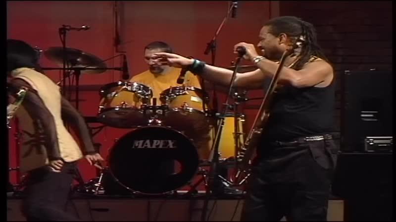 Yat-Kha – Монгуш Соло – Концерт В Абакане 2008