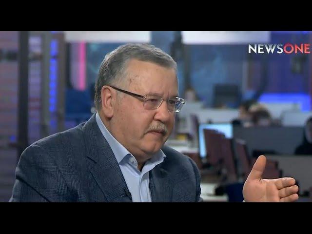Порошенко руйнує обороноздатність країни - Гриценко