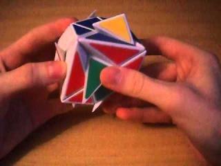 Как собрать Аксис-куб 1/2. How to solve an Axis-cube 1/2