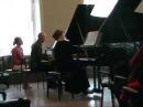 Alexey Shakitko Tatiana Lupikina Bach concert c moll