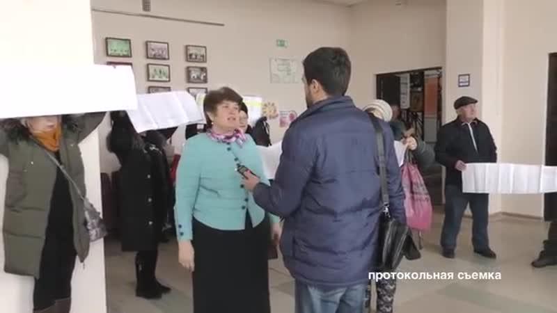 Заря коммунизма. Открытое судебное заседание в ДК Петрушино. 07.12.2018