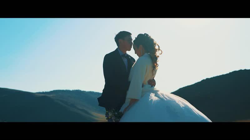 Инстаролик- свадьба Баира и Юлии. 29.09.2018