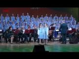 Ролик Дворца Пионеров о концерте, посвящённом Дню России