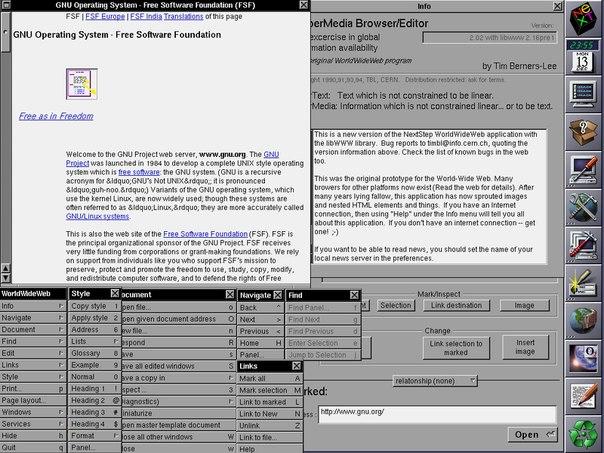 первый браузер в мире - фото 10