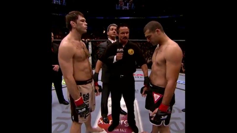 OnThisDay in 2007: Forrest Griffin vs Shogun Rua