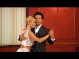 Sebastian Arce Mariana Montes Lesson 14. Ocho cortado, part 1. Tango